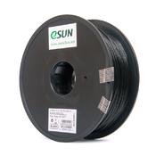 PLA пластик 1.75 мм (Черный) 1кг